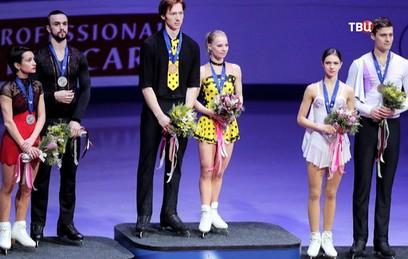 Россияне завоевали три четверти медалей ЧЕ по фигурному катанию