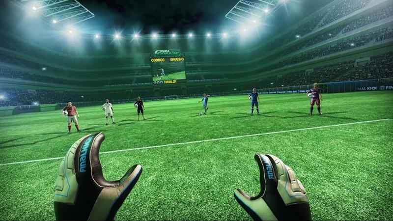 VR-трансляции реального футбола: будущее уже здесь