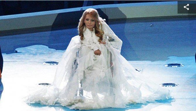 """Юлия Самойлова уверена, что сможет достойно представить Россию на """"Евровидении"""""""