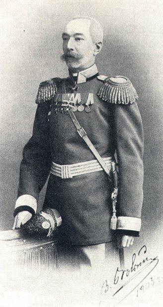 Генерал Василий Белый – геро…