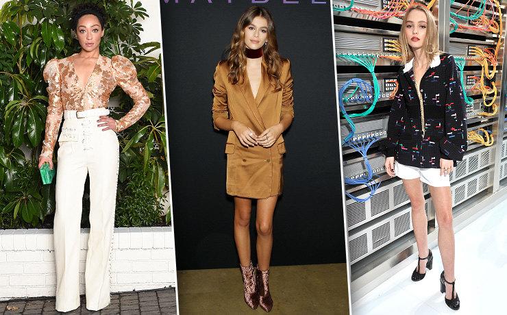 Объект слежения: 10 модниц, с которых нужно брать пример в 2017 году