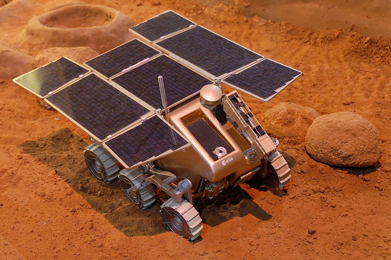 Россия на Марсе. Когда уже?