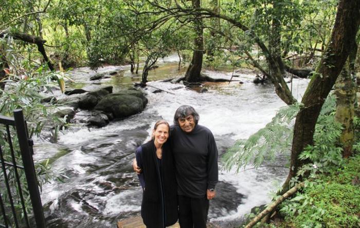 Как сделать рай на земле: за 25 лет пара превратила пустыню в джунгли