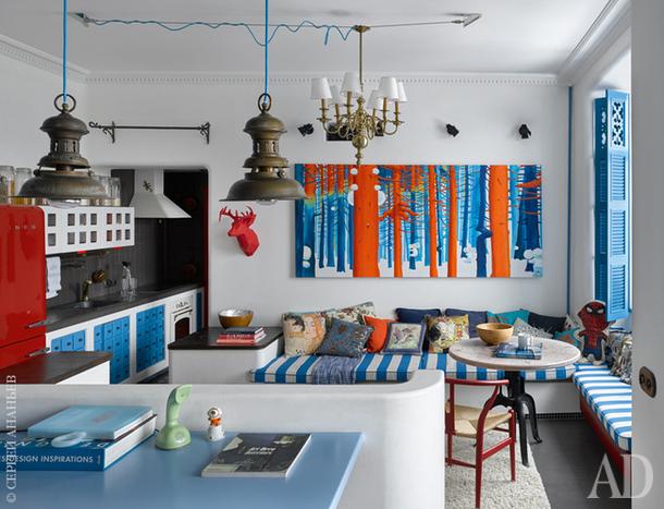 Квартира в Москве, 40 м²