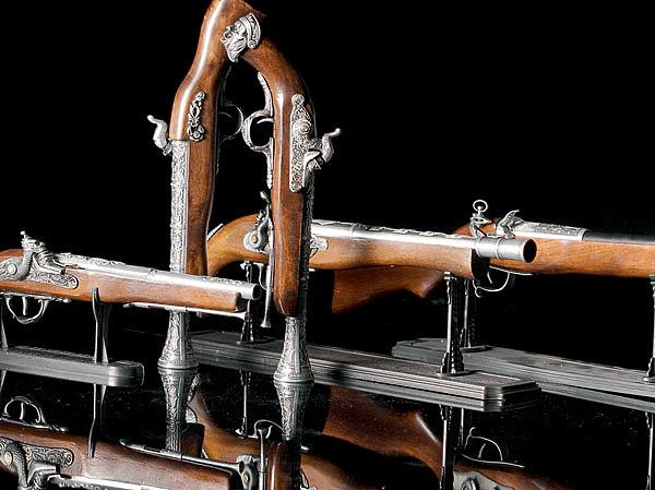 Как продать оружие?