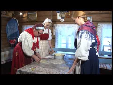 Мастер-класс по приготовлению Карельских калиток