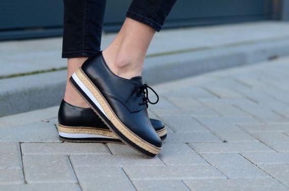 Быть на высоте: обувь на платформе — удобство и мода в одном флаконе