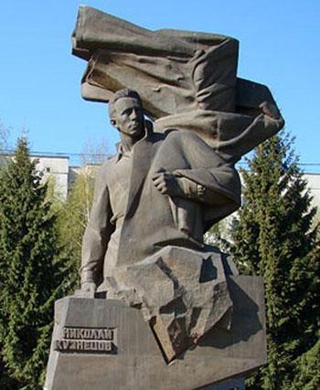 Память о легендарном разведчике Николае Кузнецове
