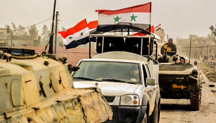 Отступление под Хамой — не приговор: ВКС РФ помогут залатать дыры в обороне армии Асада