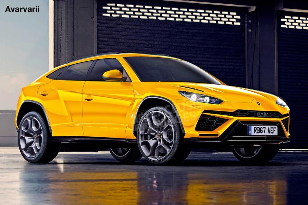 Суперкроссовер Lamborghini Urus: уже в этом году