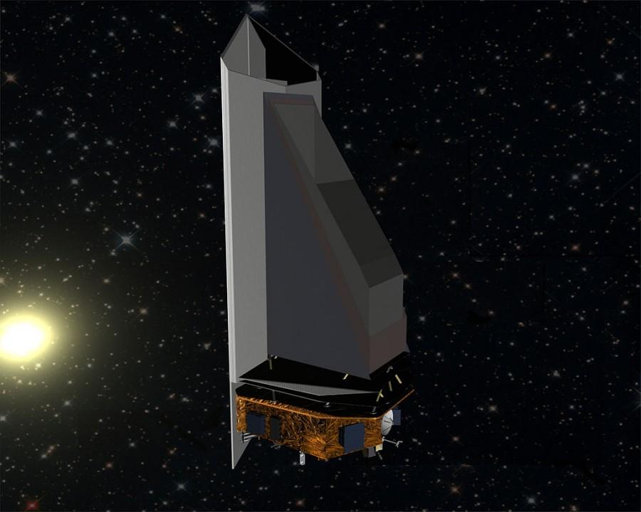 NASA построит телескоп для поиска околоземных астероидов
