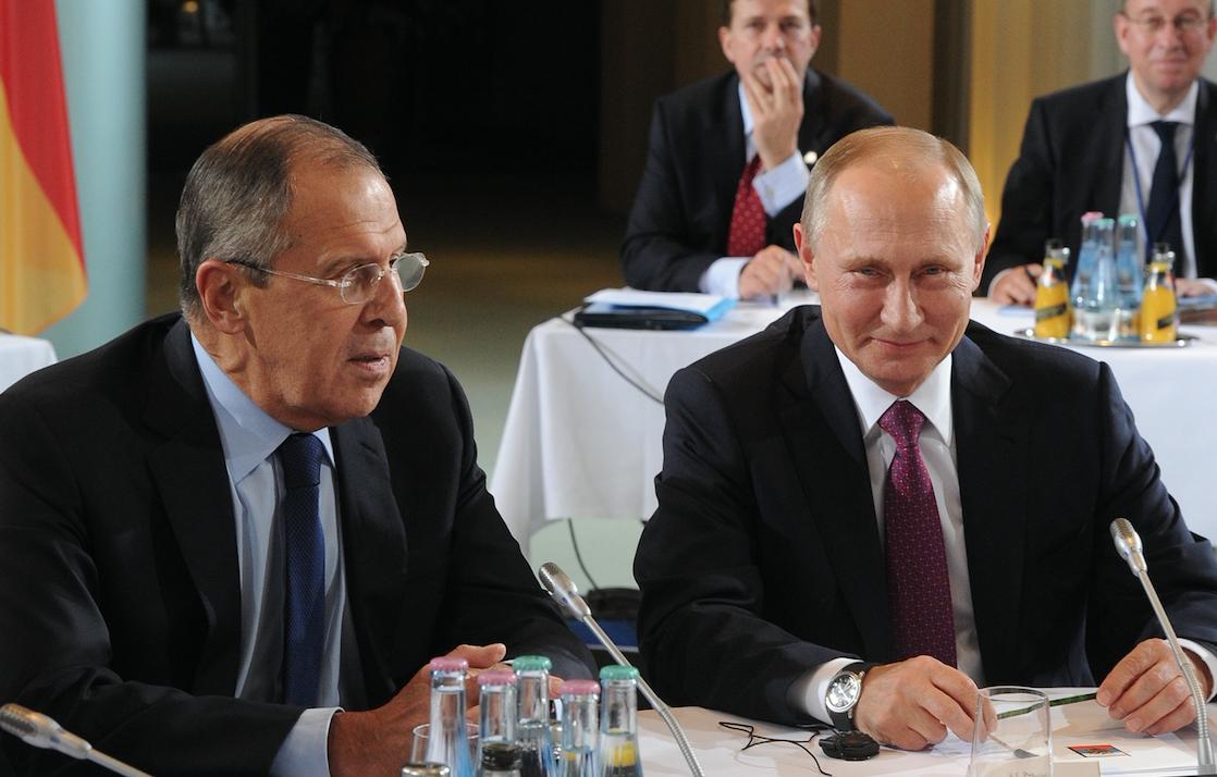 Путин в шутку пообещал сдела…