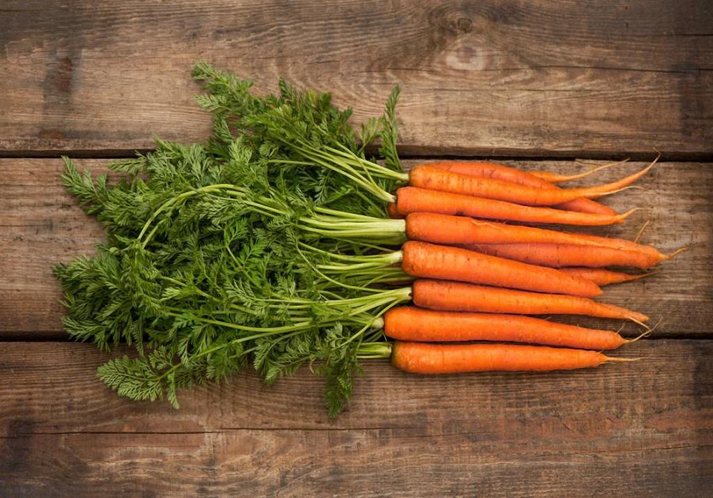 Почему морковка стала фруктом?