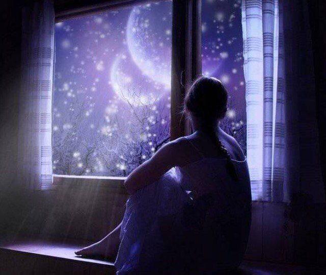 Почему иногда нельзя смотреть в окно?