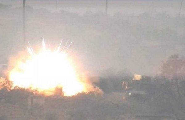 В сеть попали фото последствий бойни САА и ИГИЛ под Алеппо