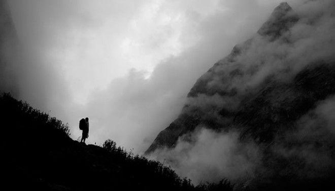 По направлению к горе Machhapuchhre, Непал