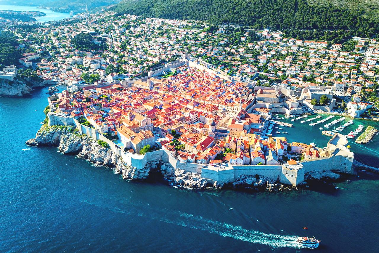 Дубровник — Жемчужина хорватской Адриатики