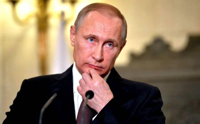 Путин решился на немыслимое