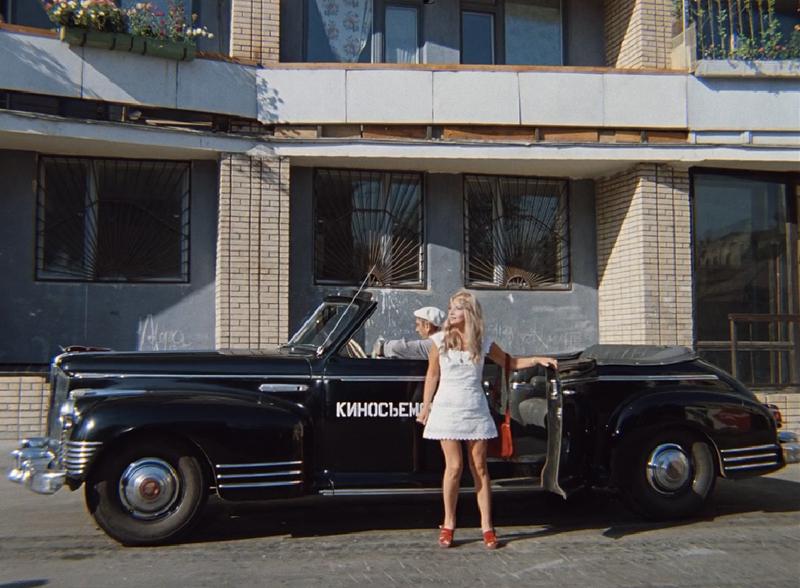 Один из самых известных автомобилей ЗИС «фаэтон» — звезда фильма «Иван Васильевич меняет профессию» ЗИС-110Б зис, олдтаймер, ретро авто