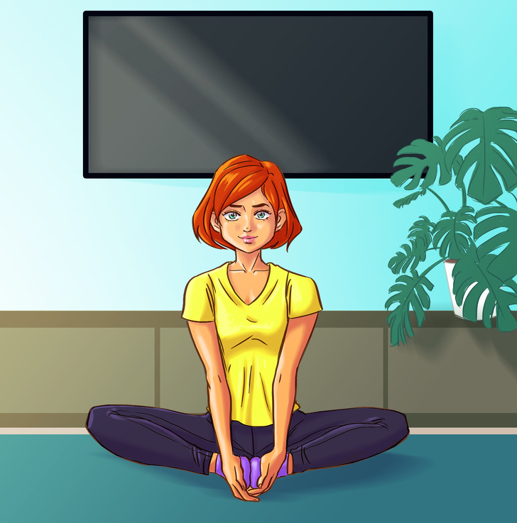10 простых асан, которые полезны именно для женского здоровья