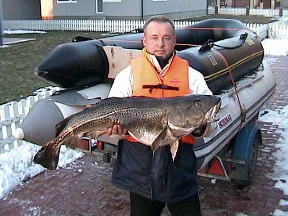 любительская рыбалка в калининграде