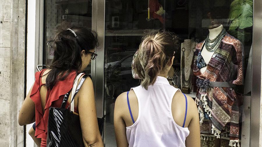 Экспорт российской одежды увеличился более чем на треть