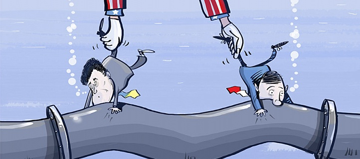 Литва провалила американское…