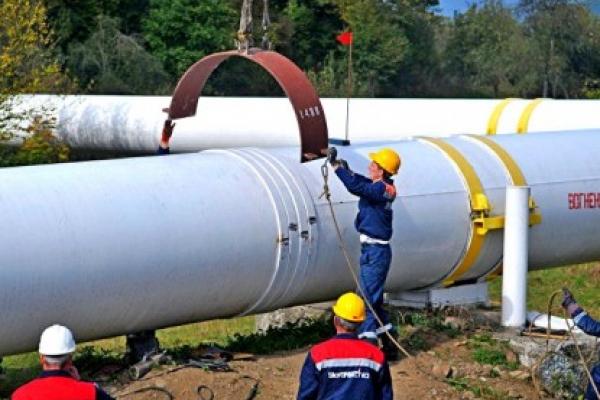 Газ в Китай раньше срока: Ев…