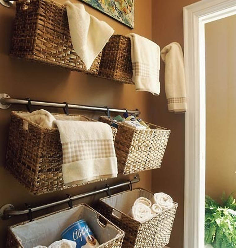 Идеи хранения вещей и организации пространства дома. 10382