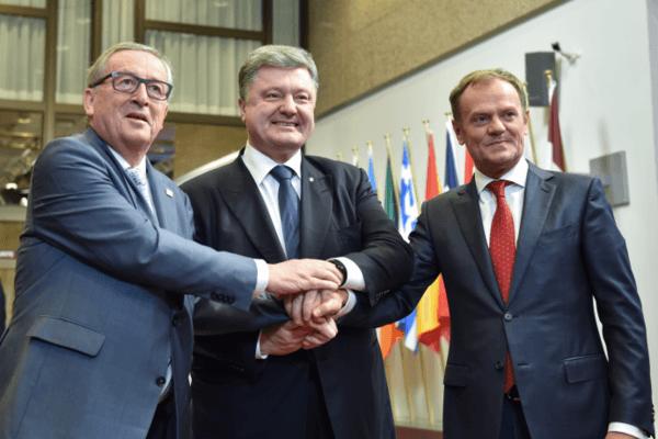 Европа должна вернуть свое внимание Украине
