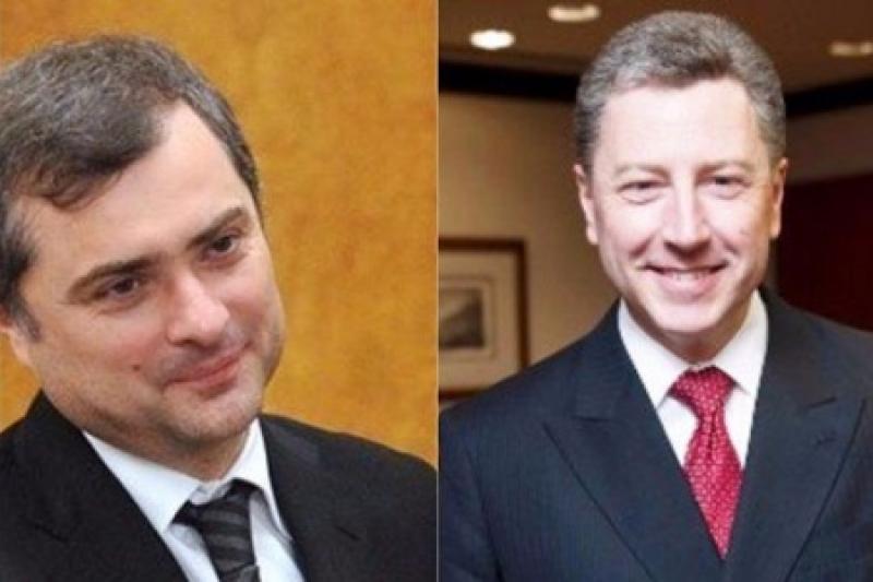 Минский этап. О чем Волкер будет говорить с Сурковым?