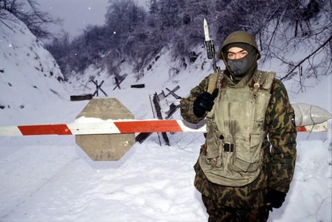 Был в ДШБ один солдатик из северных краев.