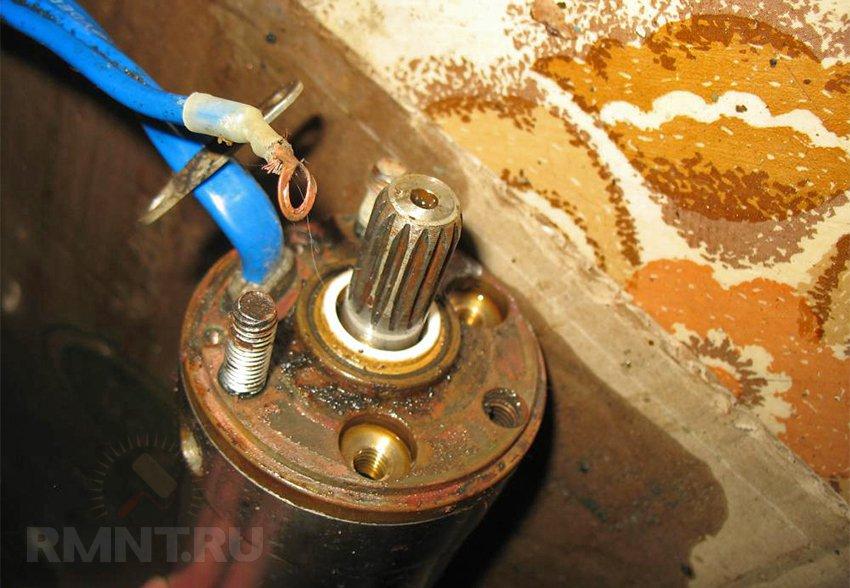 Ремонт погружного насоса для скважины своими руками