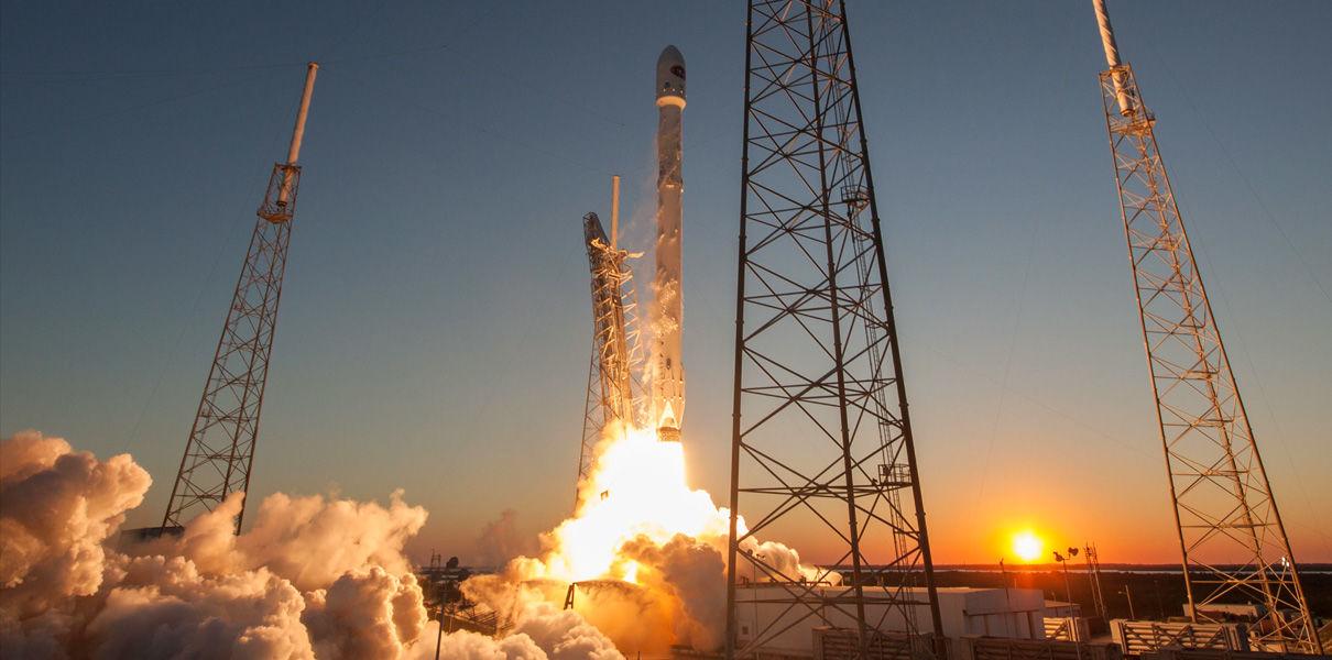 В 2018 SpaceX планирует на 50% увеличить число запусков