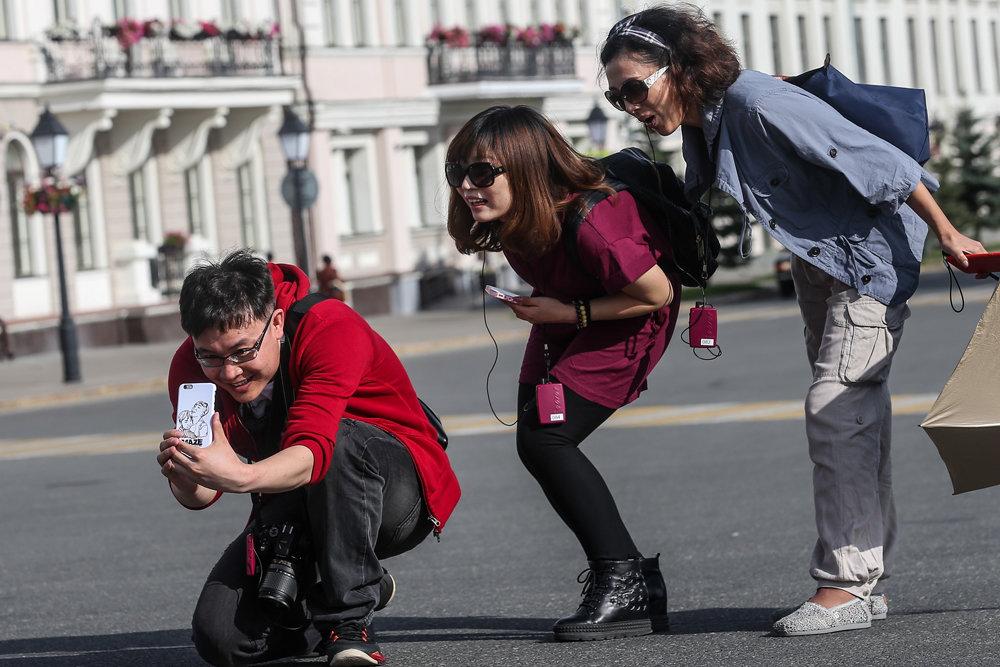 РФ и КНР облегчат визовый режим для групп организованных туристов