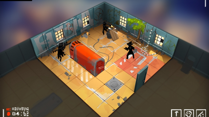 Авторы Gunpoint и Heat Signature работают над игрой Tactical Breach Wizards