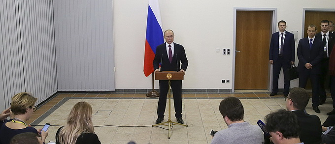 Плохие новости для Порошенко:  Путин впервые официально заявил о ДНР И ЛНР
