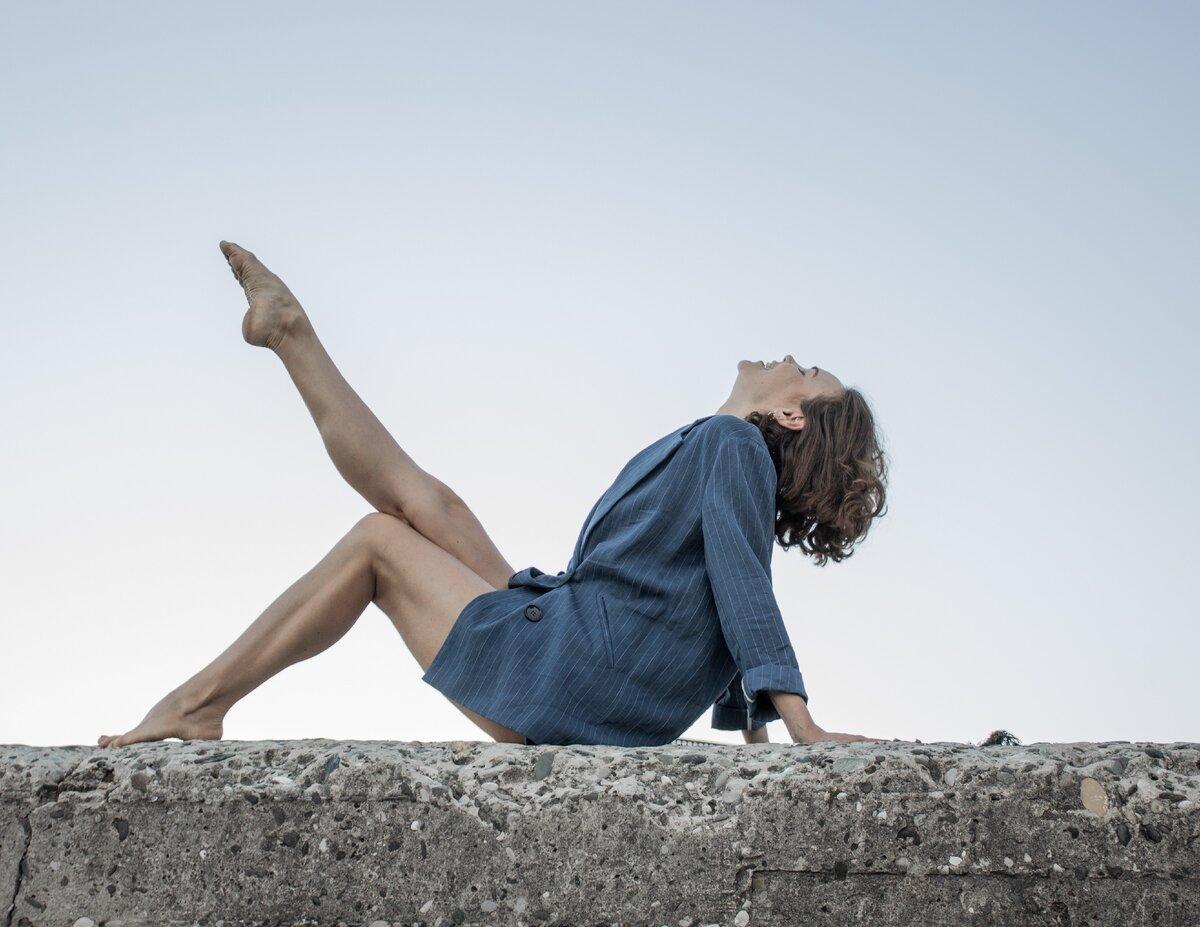 Секрет стройных ног в любом возрасте! Как избавиться от ушек и подтянуть внутреннюю поверхность бедра. Эффективные упражнения.