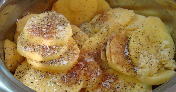 «Картофель под шубой» - изумительный рецепт!