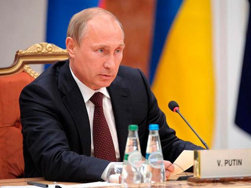 Европа призывает Владимира Путина занять Киев