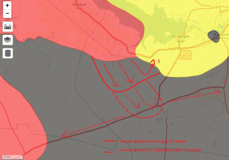 Асимметричный удар России по США: курды сдают позиции Асаду