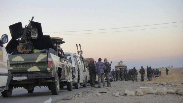 Армия Сирии и ВКС РФ нанесли неожиданный удар по ИГИЛ в Хаме