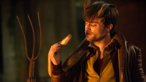 Daniel Radcliffe stars in new trailer for Horns: watch now