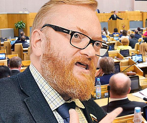 Милонов: депутат Госдумы не сможет жить на 40 тысяч в месяц, даже с привилегиями