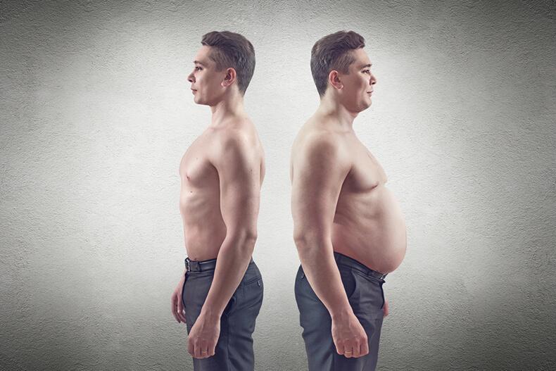 Висцеральный жир: источник проблем у мужчин