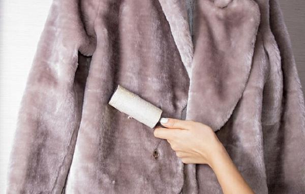 Чем можно почисть шубу в домашних условиях
