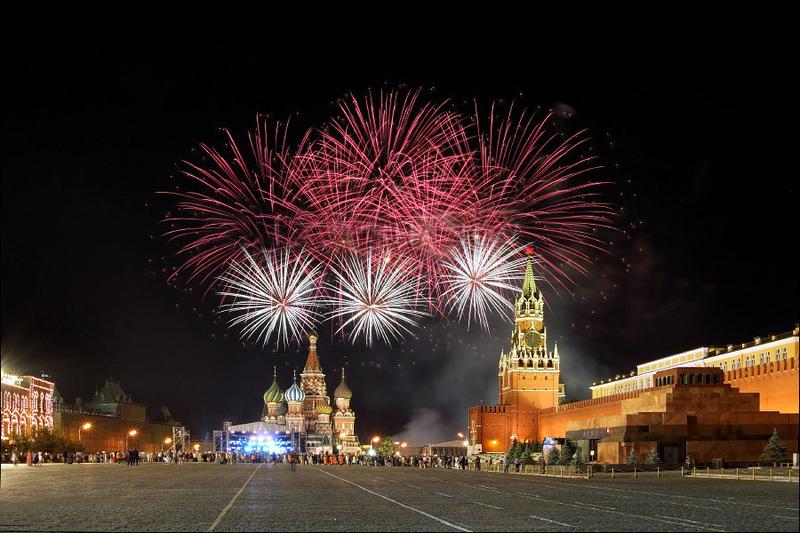 Москве 869 лет....Постпраздн…
