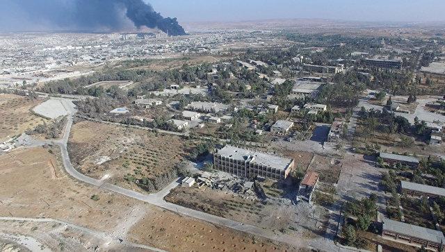 Новости Сирии. Сегодня 16 августа 2016
