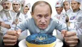УкроСМИ назвали главную ошибку Путина: скоро он нам Крым за еду продаст