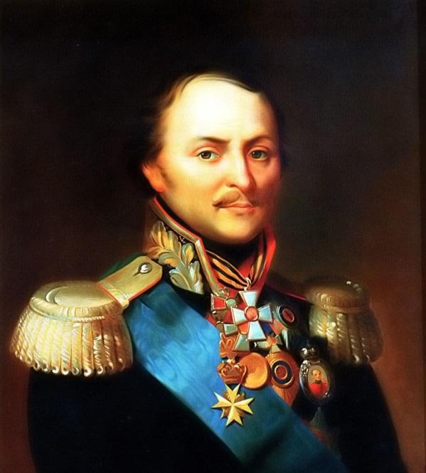Генерал  Платов